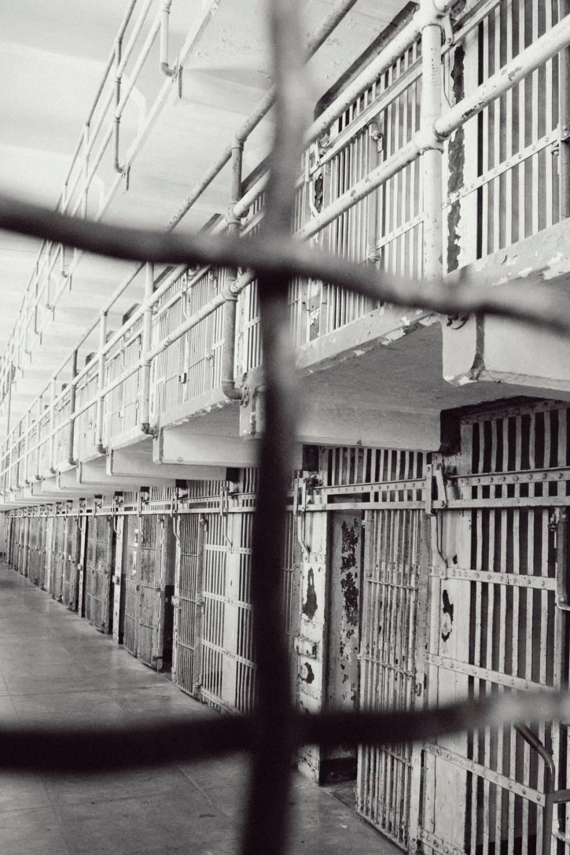 Úniková místnost ve stylu věznice Alcatraz